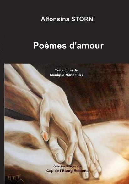 Poèmes d'amour, poésie d'Alfonsina STORNI traduite en français par Monique-Marie IHRY