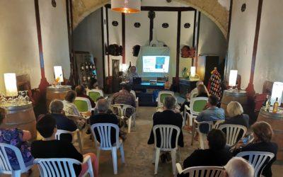 La conférence au domaine Cros-Reboul