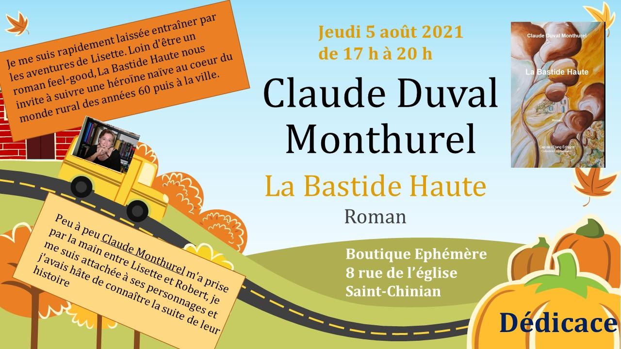 Claude Duval-Monthurel